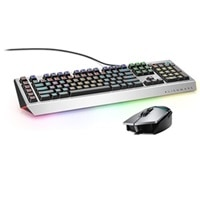 Deals on Alienware Pro Gaming Keyboard AW768 w/Gaming Mouse AW959