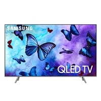 Deals on Samsung QN55Q6FNAFXZA 55-Inch QLED 4K UHD Smart TV Refurb