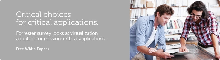Virtualization Critical Apps