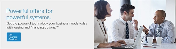 Your business deserves big offers.