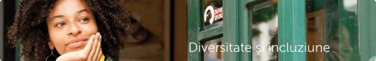 Diversitate şi incluziune