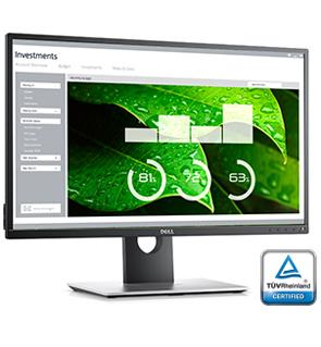 צג מדגם P2717H של Dell - חוויית צפייה משופרת