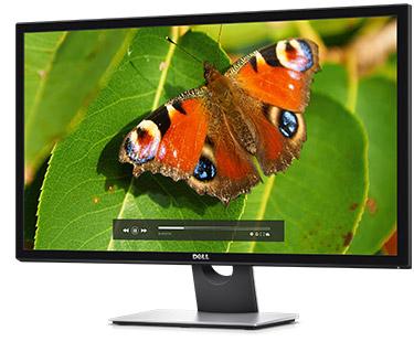 צג S2817Q של Dell - בידור ברמה גבוהה יותר