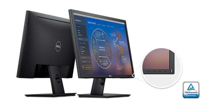 Dell 24 Monitor E2417H - Superb usability