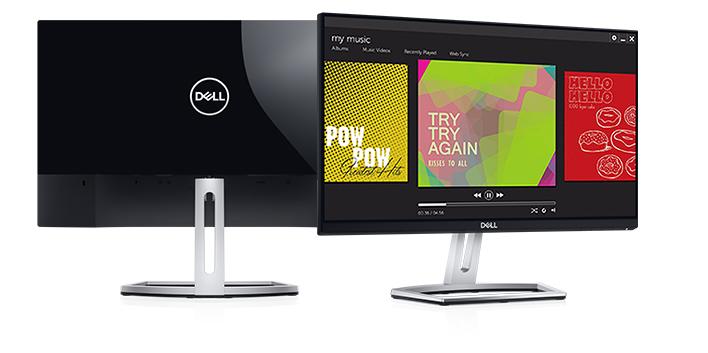 צג S2218H של Dell – עיצוב מרהיב, חוויה מענגת