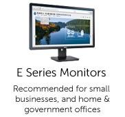 E Series Monitors