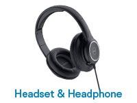 Headset & Headphone