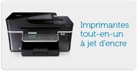 Imprimantes tout-en-un à jet d'encre