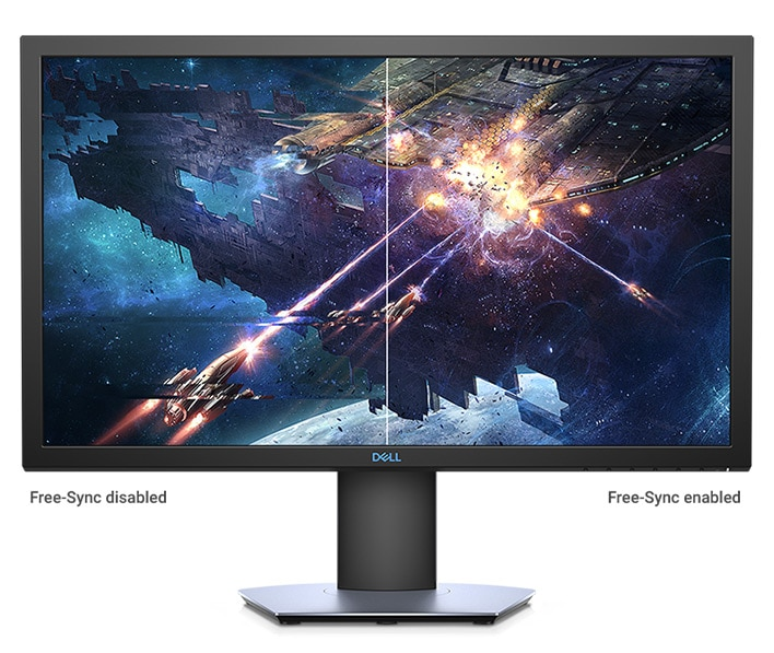 Dell 24 Gaming Monitor - S2419HGF |Have your game keep up