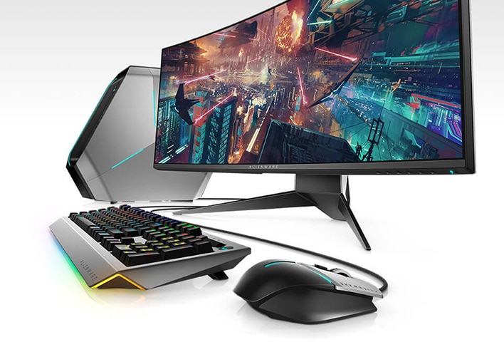 Alienware 34 Gaming Monitor | AW3418DW - Tricked out and all in