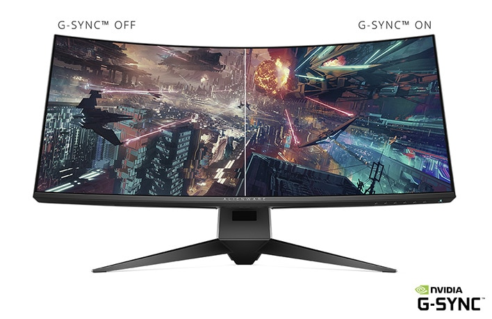 Alienware 34 Gaming Monitor | AW3418DW - The competition can eat your dust