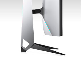 Alienware 34 遊戲專用顯示器 | AW3418DW - 任何角度都能獲得最佳的視野