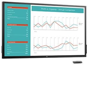 Monitor interactivo para sala de conferencias Dell70 | C7017T