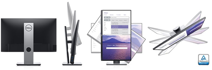 Dell 22 Monitor - P2219H | Designed to fit the way you work