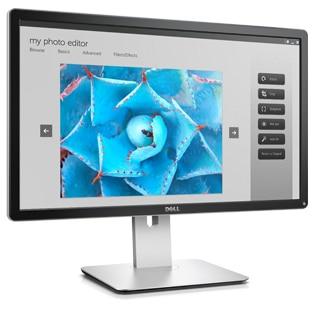 צג בגודל 24 אינץ' באיכות Ultra HD 4K מדגם P2415Q של Dell - דיוק צבעים כמעט מושלם