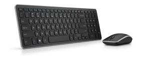Dell 27 Monitor | P2714T - Dell Wireless Keyboard and Mouse (KM632)