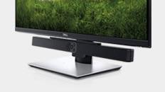 Dell 27 USB-C Monitor: P2719HC | Dell Pro Stereo Soundbar | AE515M