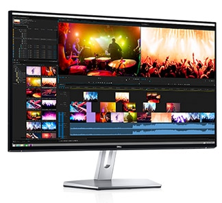 Monitor Dell 27: S2719H | Dé color a su mundo