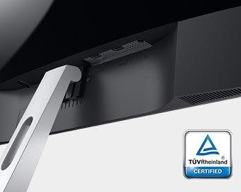 Monitor Dell27: S2719H | Comodidad y conexiones