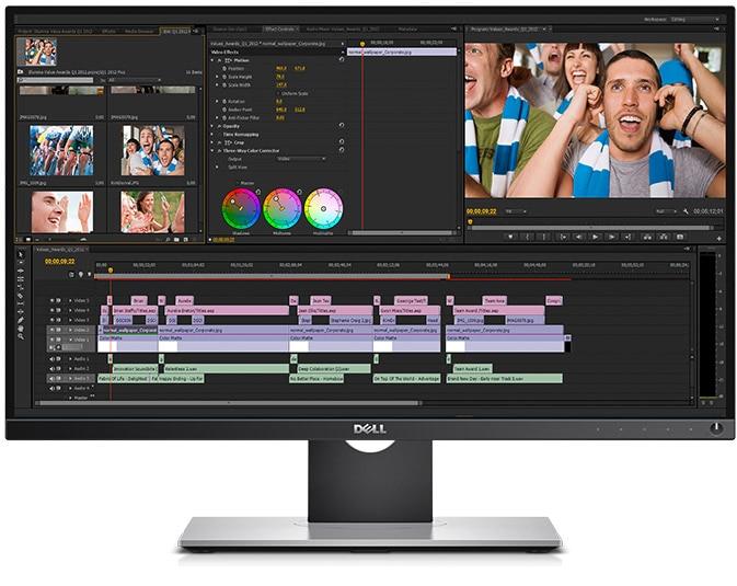 Monitor Dell UltraSharp de 25 | UP2516D: Color de calidad profesional