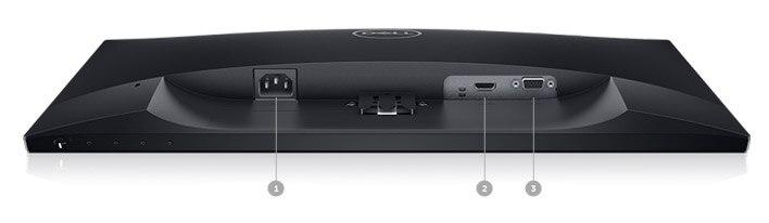 Dell 22 Monitor: SE2219HX| Connectivity Options