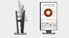 Monitor Dell 27: P2418D | La posición perfecta