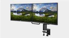 Monitor Dell27: S2717H | Brazo Dell para monitor simple: MDA17