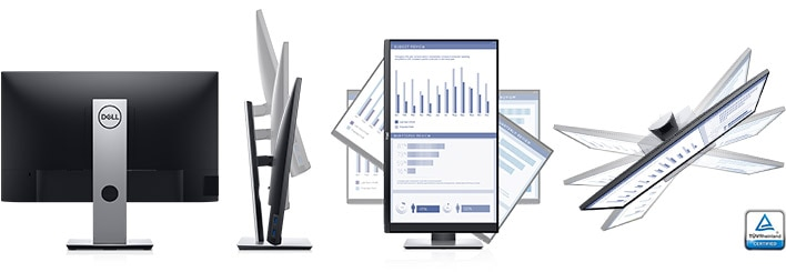 Dell 24 Monitor - P2419H | Designed to fit the way you work