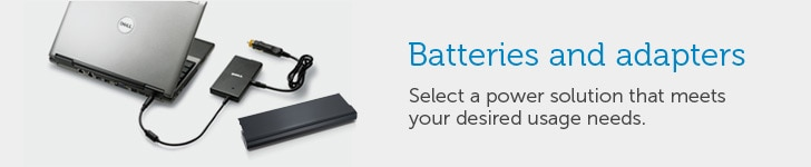 Laptop Batteries and Adapters