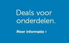 Deals voor onderdelen