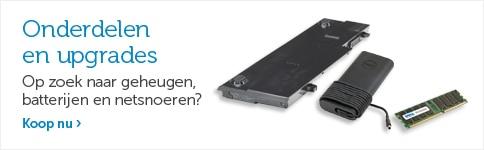Onderdelen & Upgrades voor uw Dell system