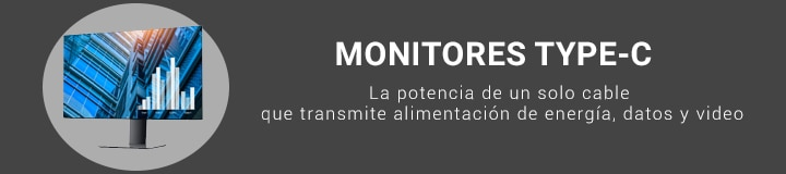 Monitores Type C