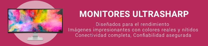 Monitores Ultrasharp