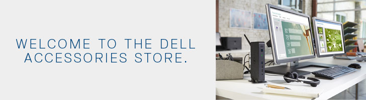 Welcome to the Dell Accessories Store.