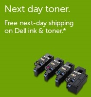 Next day toner.