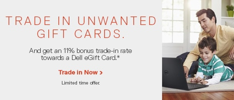 Trade in Unwanted Gift Cards