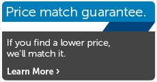 Price Match Guarantee.