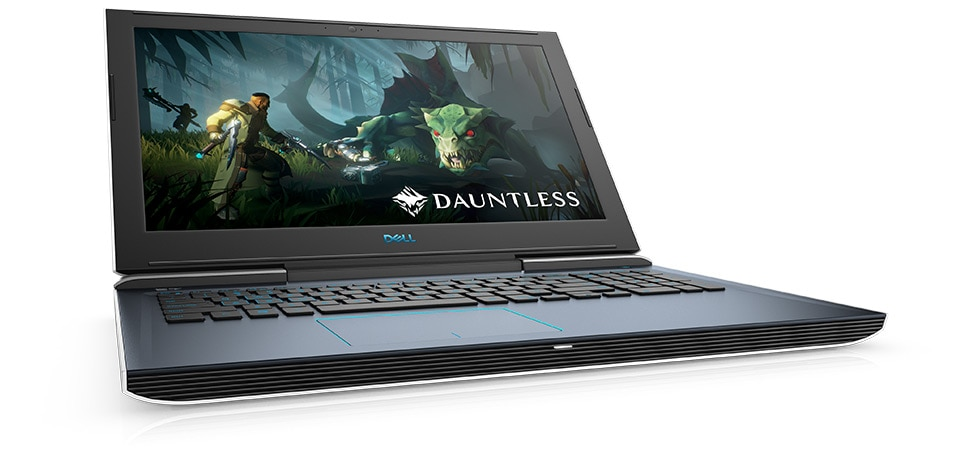 dell g7 series 15 inch gaming laptop with intel quad core dell