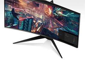 Alienware 34 Monitor AW3418dW - Designed to beat the competition