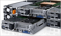 Data-intensive compute and networking power