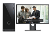 "Dell Inspiron 3000 Series 22"" Intel Core i3 Desktop"