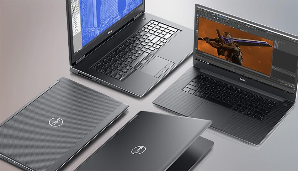 מחשב נייד מדגם Precision 15 5530 - עוצמה שמתאימה לרעיונות הגדולים שלך