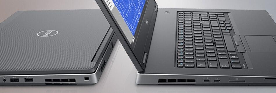 מחשב נייד מדגם Precision 7530 - עיצוב הנוגד את חוקי הפיזיקה