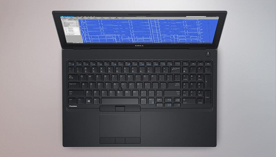 מחשב נייד מדגם Precision 7530 - בעל ביצועים מושלמים