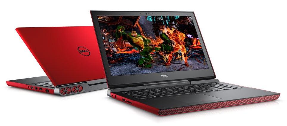 Dell Inspiron 15-7567-i7-D-Win 10 Gaming - Black