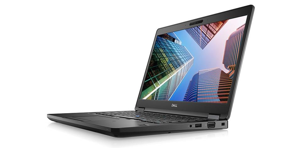 מחשב נייד מדגם Latitude 5490 - עומד בקצב שלך ובעומס העבודה שעליך לבצע