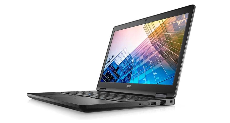 מחשב נייד מדגם Latitude 5590 - עומד בקצב שלך ובעומס העבודה שעליך לבצע