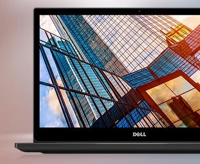 """מחשב נייד בגודל 14"""" מדגם Latitude 7490 - צג מדהים הפועל לאורך יום שלם"""