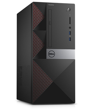 Dell Vostro 3000 Series (3670) Intel Quad Core i7 Desktop