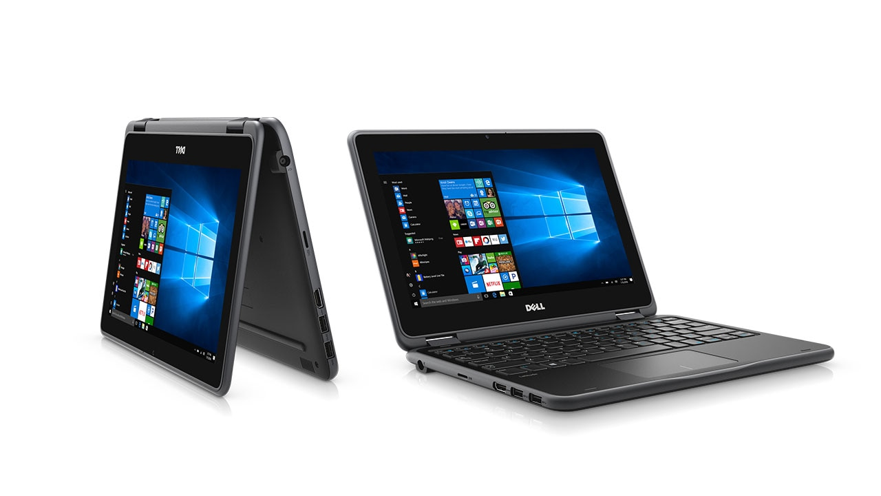 New Latitude 11 Inch 3189 2-in-1 Convertible Student Laptop | Dell United  States